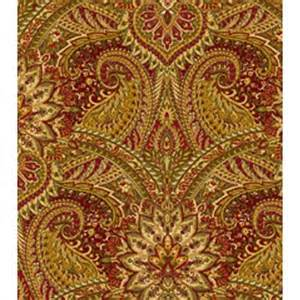 home decorators fabric home decor fabrics waverly toraja crimson fabric