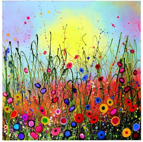 Exclusive Deal 25 At Deborahlindquistcom 25 best ideas about bright paintings on