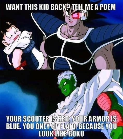 Piccolo Meme - dragonball z meme tumblr