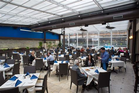Patio Room Athena Greek Restaurant In Chicago