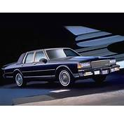 Chevrolet Caprice Brougham LS 1987 1990