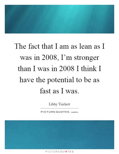i thought you d be faster the quest to become an athlete books the fact that i am as lean as i was in 2008 i m stronger