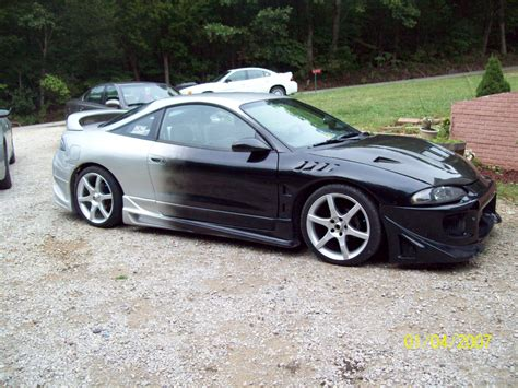 mitsubishi eclipse 1995 1995 mitsubishi eclipse gst turbo for sale