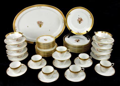 Royal Copenhagen Geschirr by Royal Copenhagen Golden Basket Dinnerware China Set