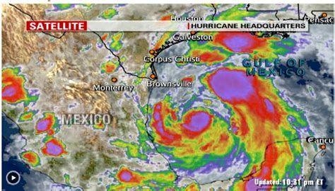 imagenes satelitales del clima en mexico imagenes satelitales de alex el primer huracan de la