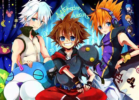 kingdom anime kingdom hearts 3d drop distance image 1004572