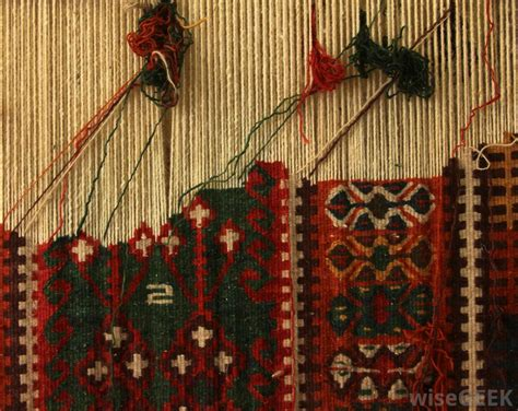 warp and weft rugs what are warp and weft with pictures