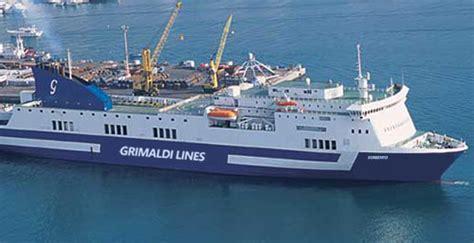 nuova tirrena sede legale lines traghetti catania