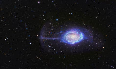 galaxy cosmic cosmic crumbs reveal umbrella galaxy s eating habits
