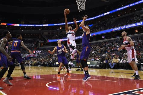 len otto washington wizards thanksgiving 2016 17 5 things wizards