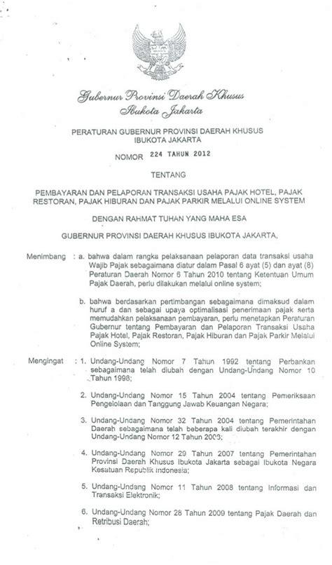 Pajak Diberagam Sektor Usaha 1 pembayaran dan pelaporan transaksi usaha pajak hotel pajak restoran