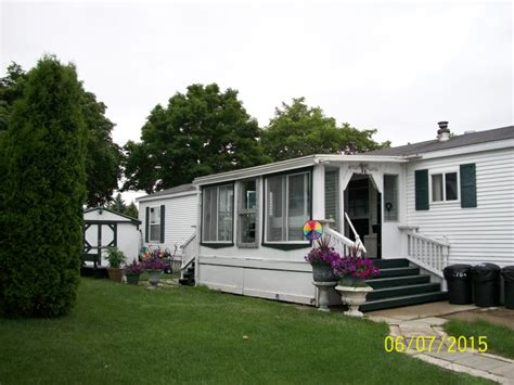 Mobile Homes For Sale In Michigan 3 Bedroom 2 Bathroom Manufactured Mobile Trailer Homes