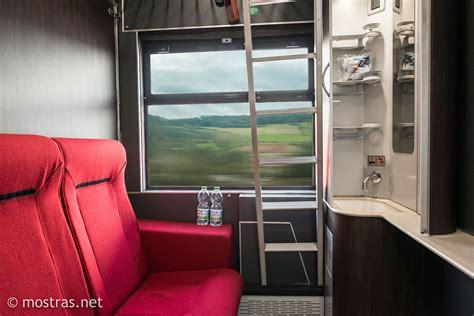 Carrozza Intercity Carrozza Letti Trenitalia Ferrovie Gli Interni Nuovo