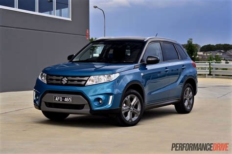 Suzuki Suv Vitara 2016 Suzuki Vitara S Turbo 2wd Review Best Midsize Suv