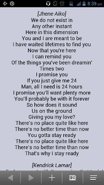 There S A Place Of Rest Lyrics Jhene Aiko Stay Ready Lyrics Jhene Aiko