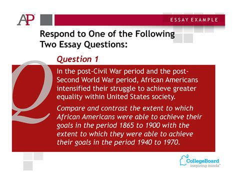 Essay Questions On The Thirty Years War by American History Essay Question Docoments Ojazlink