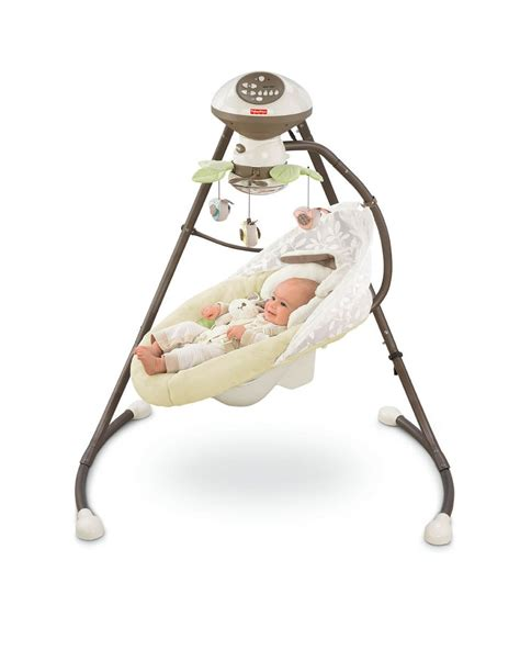 fisher price plug in swing alistbaby loves fisher price snugabunny