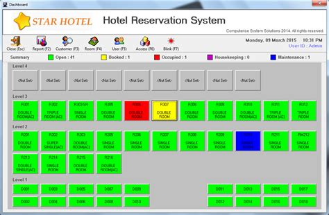 best booking system hotel reservation system computerise