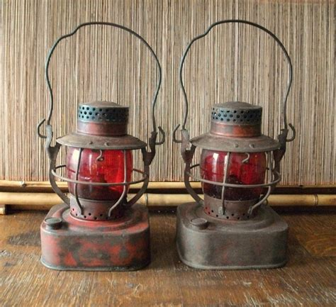 reserved for oh dietz railroad lantern with