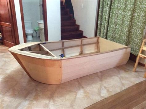homemade boat bed pirate ship bed diy project littlethings