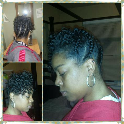 pics of cornrow braisd with bangs cornrows with bantu knot out bangs transition hairstyles