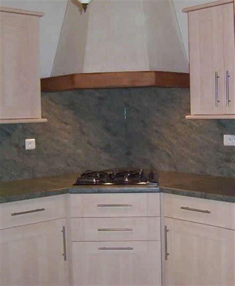 hotte de cuisine angle implantation 233 vier en angle plaque cuisson en angle