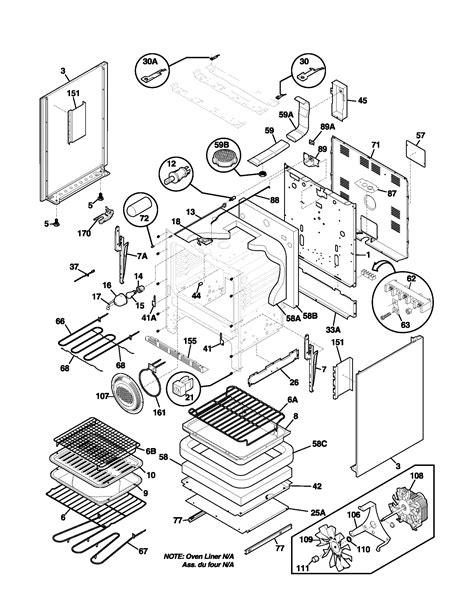 frigidaire gallery dishwasher parts diagram refrigerators parts frigidaire refrigerator replacement parts