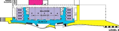 anaheim convention center floor plan venues anaheim convention center