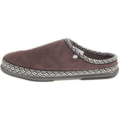 indoor outdoor slippers foamtreads 2439 womens mercury suede indoor outdoor