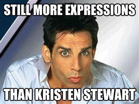 still more expressions than kristen stewart zoolander