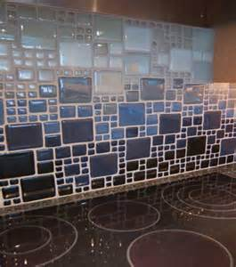 recycled glass backsplashes for kitchens eco friendly backsplash materials recycled glass tile