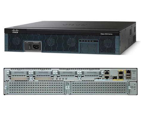 Router Cisco 2900 cisco2921 sec k9 desktop integrated services router