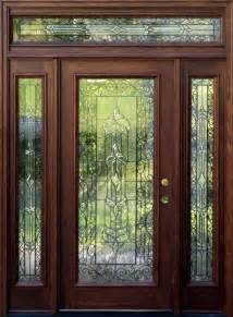 Exterior Door With Transom Home Entrance Door Large Front Door
