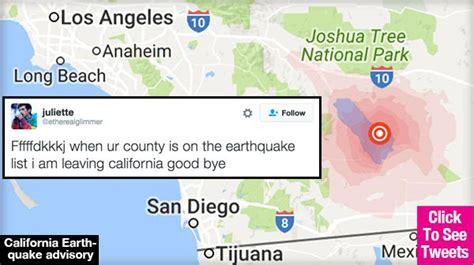california map meme california earthquake advisory memes see the funniest