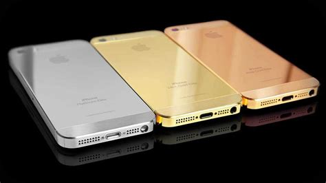 A 177 Rosegold goldgenie gold gold and platinum iphone 5