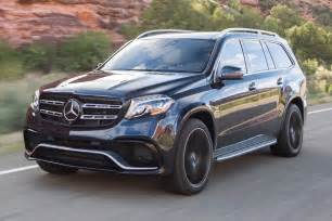 Gls Mercedes Suv 2017 Mercedes Gls Class Gls 63 Amg Pricing For Sale