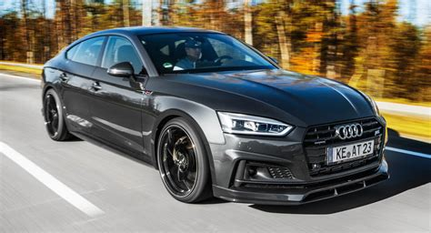 Audi S5 Sportback Tuning by Abt Has Its Way With The Audi A5 And S5 Sportback Models