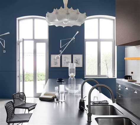 Décoration De Couloir D Entrée by Idees De Couleurs Peinture Cuisine Moderne