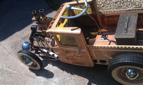 hot rod soapbox racer     fully functioning