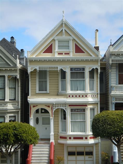 Victorian House San Francisco | san francisco notes victorian houses