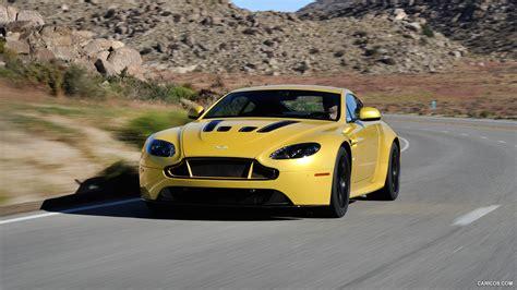 90s aston martin aston martin v12 vantage s 2014 yellow tang front