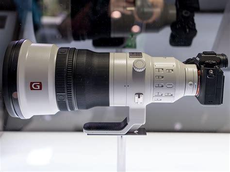 Lensa Tele Sony sony membuat lensa tele sony master f2 8 g 400mm reportase news