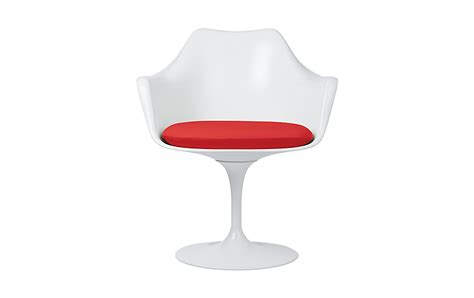Tulip Armchair by Saarinen Tulip Armchair Design Within Reach