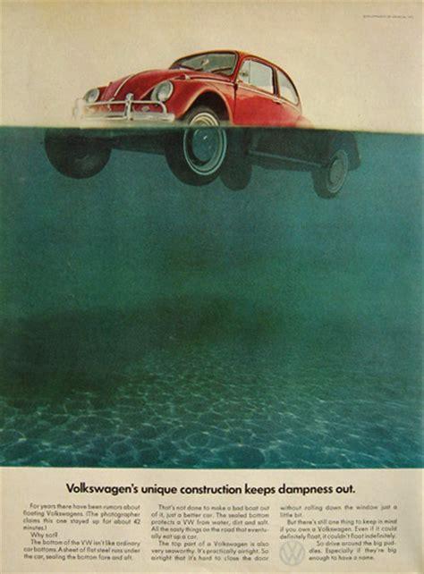 Chappaquiddick Vw Ad 廣告提供 金龜車 筋骨好 體格勇 故事