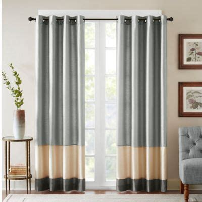 buy grommets for curtains buy curtains with grommets from bed bath beyond