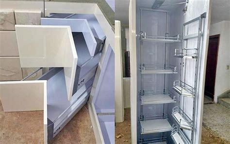 herrajes accesorios de organizacion  belleza  tu cocina ideal