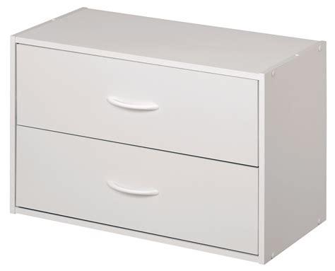 closetmaid cabinet with drawers closetmaid 2 drawer organizer