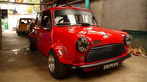 Garage Mini Ile De by L Actu De La Mini Classique Mais Pas Seulement 187