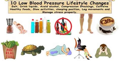 blood pressure swings causes low blood pressure lifestyle change 10 tips to raise low