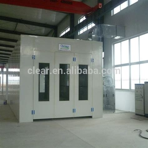 Garage Spray Booth by Garage Used Spray Booth Paint Booth Car Mixing Room